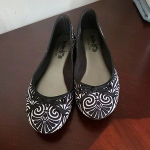 Shoes - Coach and Four Flats